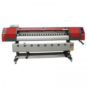1,8 м широкоформатний сублімаційний принтер з кольоровим друком з трьома друкарськими голівками dx5 для друку футболок WER-EW1902