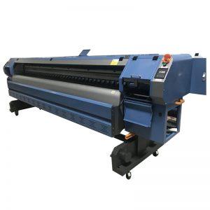 3.2m Konica 512i printhead digital vinyl flex printer printer / plotter / printing machine WER-K3204I