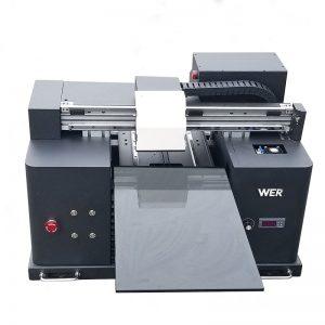 Розмір A4 LY A42 Цифровий телефонний футляр для телефонів Ультрафіолетовий планшетний принтер УФ-планшетний принтер з 6 кольоровими друку WER-E1080UV