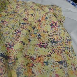 Цифровий друк з текстильного друку 3 по цифровому текстильному принтерові A1 WER-EP6090T
