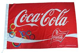 Прапор Тканина, надрукована 1,6 м (5 футів) екологічний розчинник WER-ES160 3