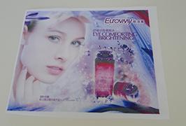 Прапор Тканина, надрукована 1,6 м (5 футів) екологічний розчинник WER-ES160 4