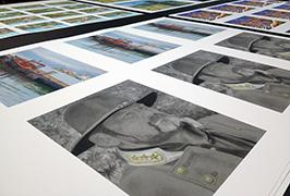 Фотопапір, надрукований 1,8 м (6 футів) екологічний розчинник WER-ES1802 2