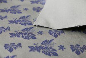 Текстильний друк зразка 2 цифровим текстильним друкарським верстатом WER-EP7880T