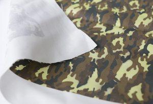 Текстильний друк зразка 3 цифровим текстильним друкарським верстатом WER-EP7880T