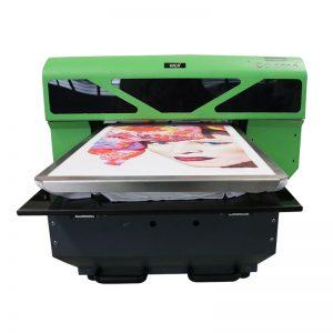 A2 розмір DTG безпосередньо до одягу принтера футболка друкарської машини WER-D4880T