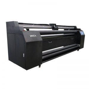 WER-E1802T 1,8 м безпосередньо до текстильного принтера з 2 * DX5 сублімацією принтера
