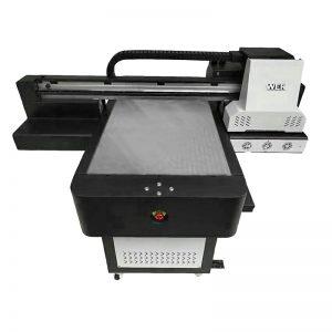 WER-ED6090T розмір A1 з футболкою з плоским принтером