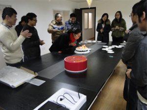 День народження працівника, 2015 рік