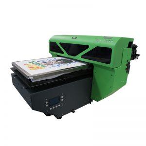 дешевий цифровий струменевий екологічний розчинник T-shirt printer для реклами WER-D4880T