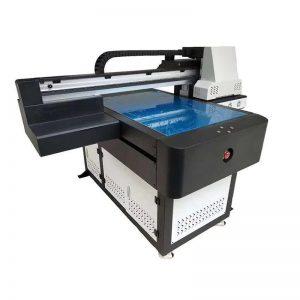 цифрова УФ струменева друкарська машина для водяного вина пластикові керамічні скляні сталеві пляшки WER-ED6090UV