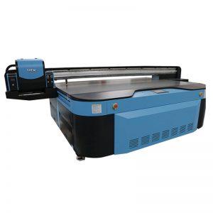 високоякісний УФ-планшет принтера для стін / керамічна плитка / фотографії / акрил / дерев'яна друк WER-G2513UV