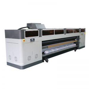 високошвидкісний цифровий принтер для струменевих принтерів з Ricoh gen5 друкарською головою УФ-плоттер WER-G-3200UV